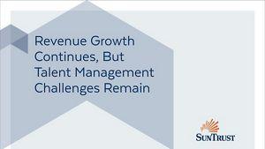 revenue growth and talent management rh suntrust com
